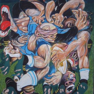 Compression (The Rugby series)