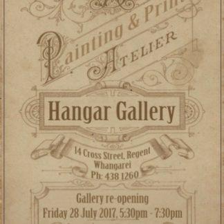 Hangar re-opening exhibition