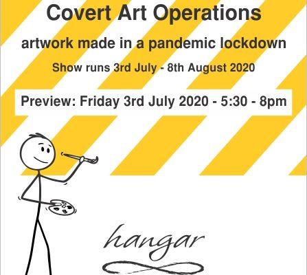 Lockdown – Covert Art Operations - Header Image